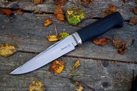 Тактический нож Енисей-2 Полированный Эластрон