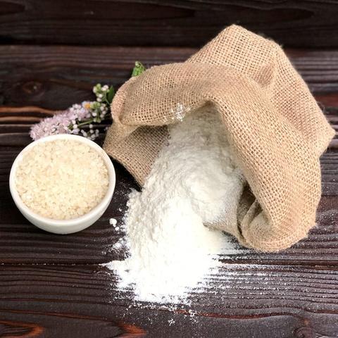 Фотография Мука рисовая 0,5 кг купить в магазине Афлора