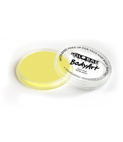 Аквагрим Global светло-желтый 32 гр