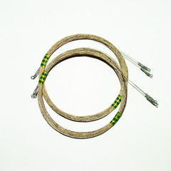 ".016"" х 60 ft (18.3m) 2 sets Profi control line cable wire steel"