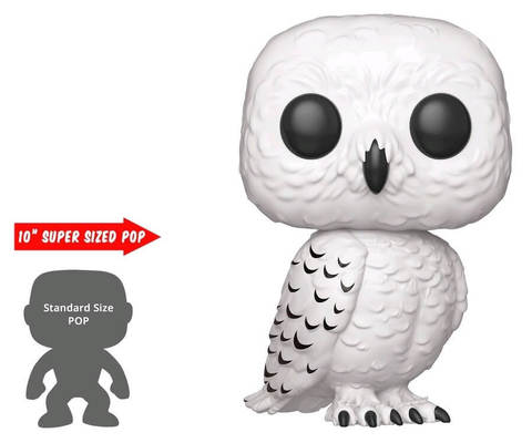Фигурка Funko POP! Vinyl: Harry Potter S5: Hedwig 10