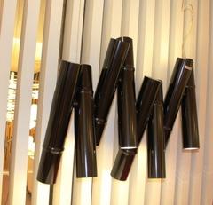 подвесной светильник WOOD  by KARMAN ( 8 black )