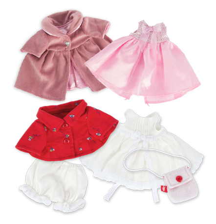 Комплект одежды в подарочной упаковке для Зайки Ми малого