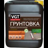 Грунтовка ВГТ глубокого проникновения с антисептиком ВД-АК-0301