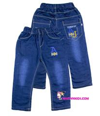970 джинсы теплые