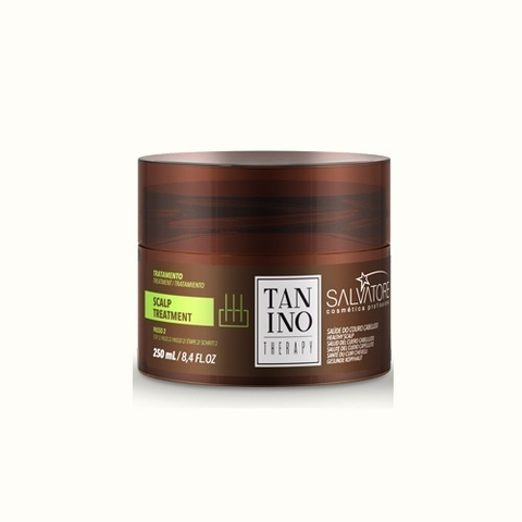 TANINO THERAPY Scalp Treatment Step 2 Healthy Scalp 250ml Маска для ухода за волосами и кожей головы с мультивитаминным комплексом Шаг 2 250мл