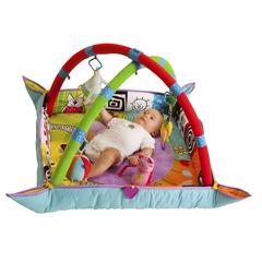 Taf toys Коврик с дугами 90х90 см (12005)
