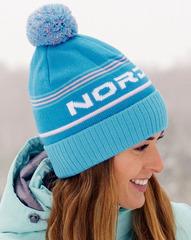Шапка теплая Nordski Stripe Breeze