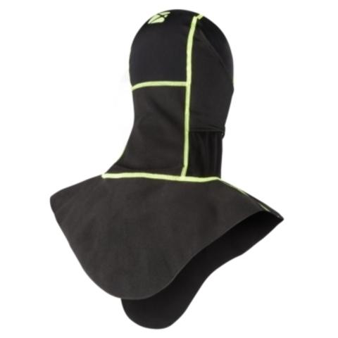 Подшлемник CKX MAVERICK, One Size, зелёная полоса