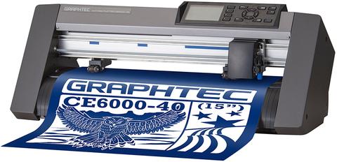 Режущий плоттер Graphtec CE6000-40 (375 мм)