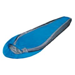 Спальный мешок High Peak Pak 600 синий/серый