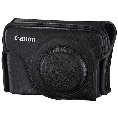 Чехол для фотоаппарата Canon DCC1620 (no brand) Black для Canon PowerShot G15