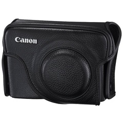 Чехол для фотоаппарата Canon DCC1620 (no brand) Black для Canon PowerShot G15