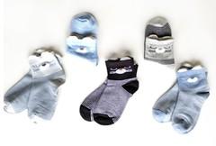 Носки для мальчиков ( 10 пар) арт G60 ( р 27-30)