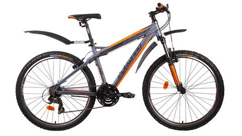 Forward Quadro 1.0 (2014) серый с оранжевым