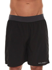Мужские тренировочные шорты Brubeck Sport (LB10130) черные