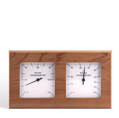 Термометры и гигрометры: Термогигрометр SAWO 224-THD (квадратный)