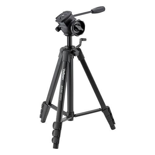 VELBON EX-547 (Штатив-тренога для фотоаппаратов и фотокамер Canon, Nikon, Sony)