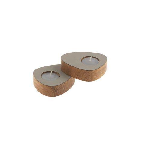 Фигурный подсвечник для чайных свечей