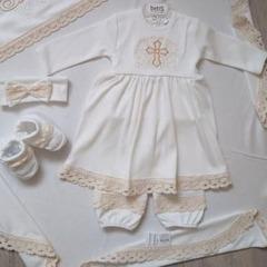 Крестильный набор для девочки Чарівний янгол