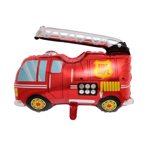 Фольгированный шар, Пожарная Машина 81см.
