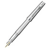 Parker Premier - Deluxe Graduated Chiselling ST, перьевая ручка, F