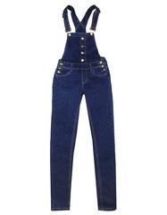 C6207 джинсы женские, синие