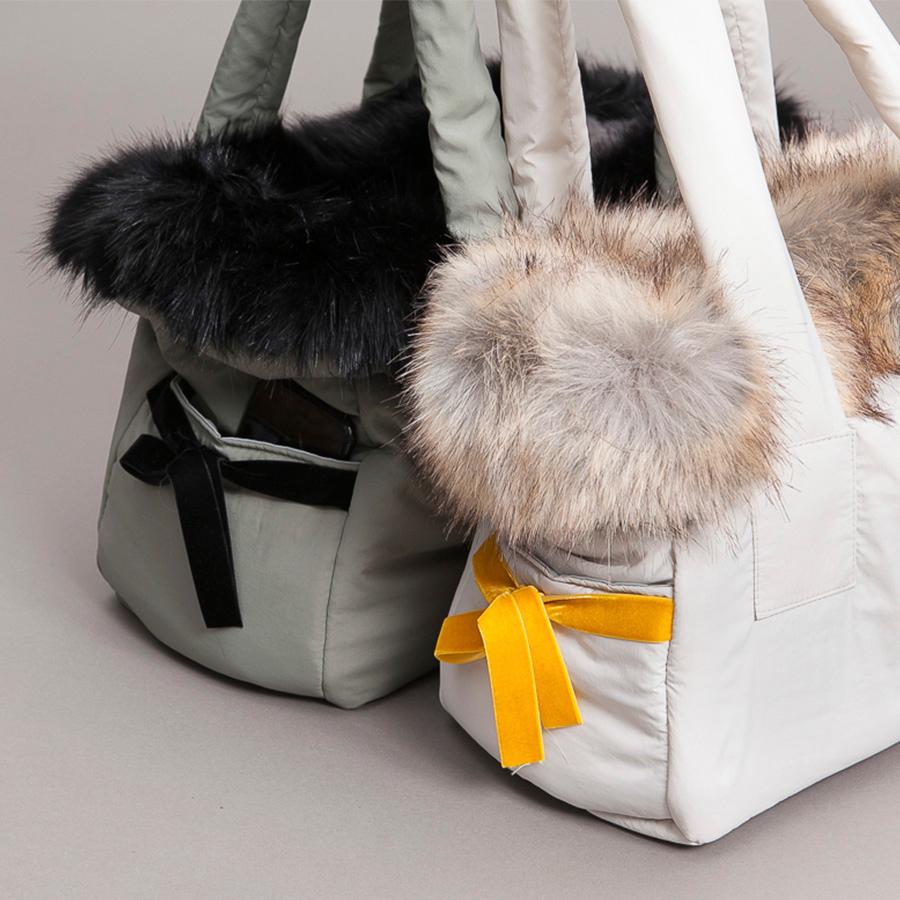 Зимние сумки для собак louisdog