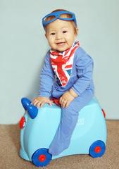 Детский чемодан Trunki George Джордж