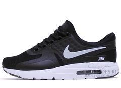 Кроссовки Мужские Nike Air Max Zero Black White
