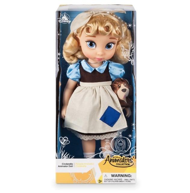 Кукла Золушка Disney Animators' Collection