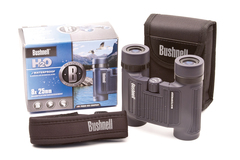 Бинокль Bushnell H2O 8x25 Roof COMPACT NEW