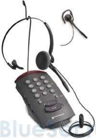 Plantronics T10/A — телефонный аппарат с гарнитурой