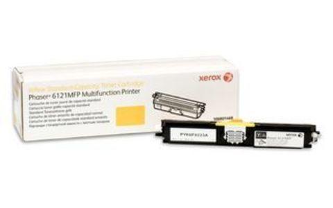 Картридж для Xerox Phaser 6121 MFP желтый стандартной емкости, 1500 стр. - Xerox 106R01465