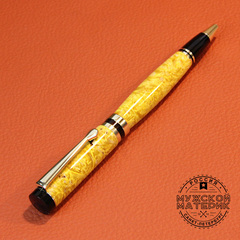 Шариковая ручка Янтарь