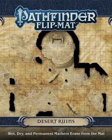 Pathfinder. Flip-Mat Desert Ruins