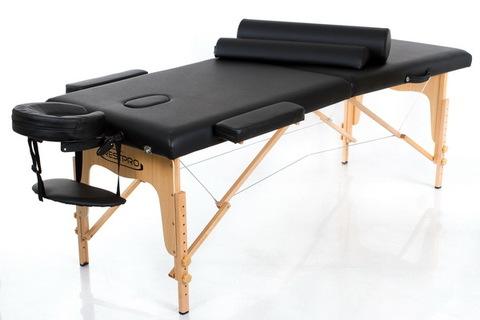 Массажный стол RESTPRO Classic 2 Black (EU)