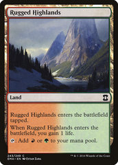 Rugged Highlands (Фойл)