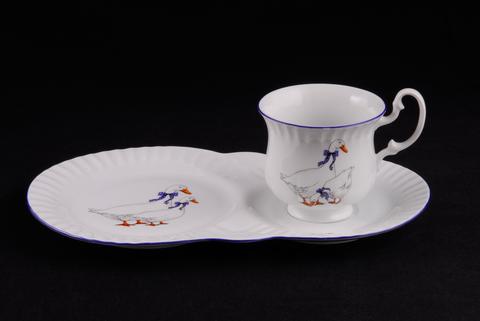 Сервиз чайный для завтрака 2 предмета Моника Leander