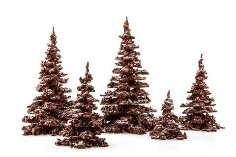 Шоколадна ялинка Роше