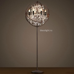 торшер Foucault's orb crystal 8031–6LA