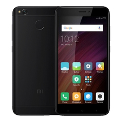 Xiaomi Redmi 4X 64GB Black - Черный