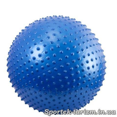 Массажный мяч для фитнеса диаметром 65 см