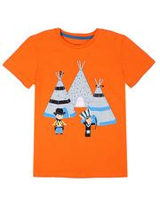 BTS012311 фуфайка детская, оранжевая