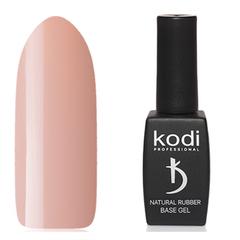 Kodi, База Natural Rubber Base, Ivory, 12 мл