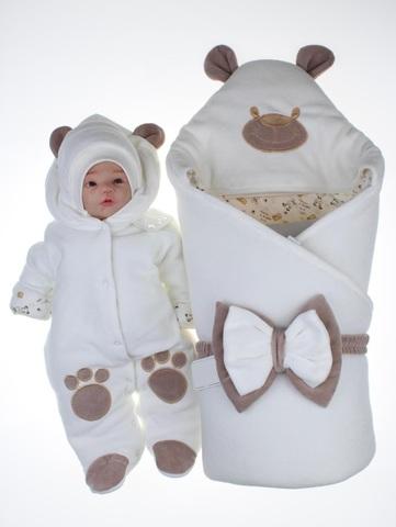 Набор на выписку Little Bear молочный