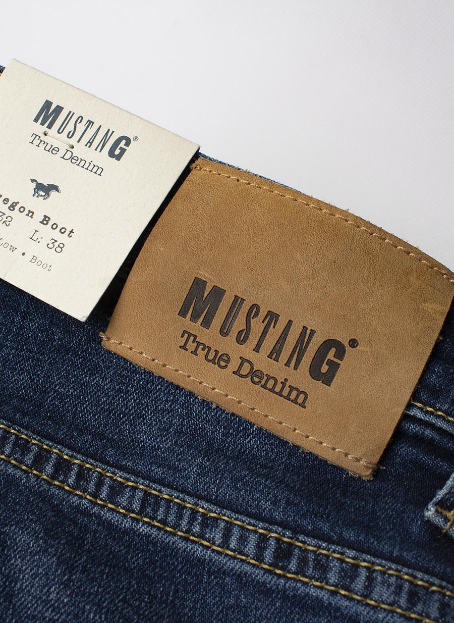 Джинсы Mustang Oregon Boot 1007265-5000-783