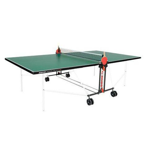 Теннисный стол Donic Outdoor Roller FUN (зеленый)