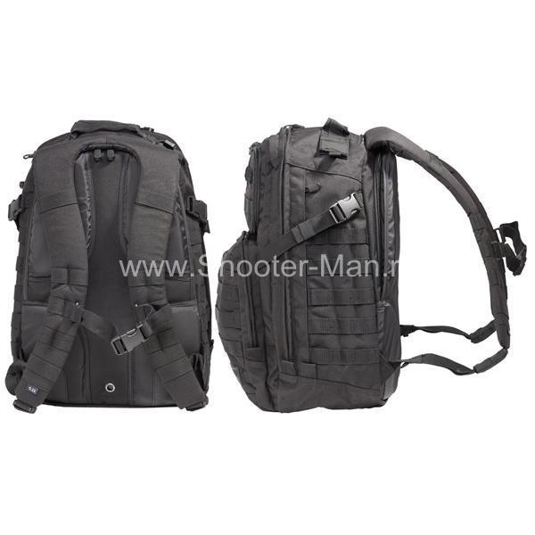Тактический рюкзак 5.11 RUSH 24 BACKPACK, черного цвета фото