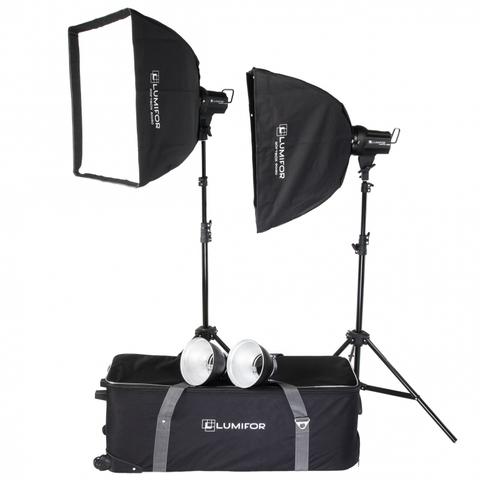 Комплект импульсного света Lumifor AMATO 200 CLASSIC KIT